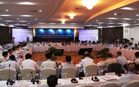 Завершилась промежуточная конференция консальтинговой группы кредиторов Вьетнама - ảnh 1