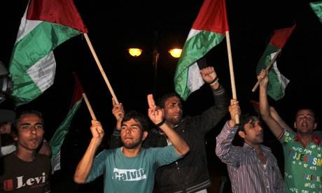 В Палестине отмечается 45-летие со дня начала войны 1967 года - ảnh 1