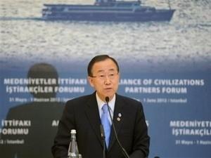 Генсек ООН призывает страны «Большой двадцатки» усилить устойчивое... - ảnh 1
