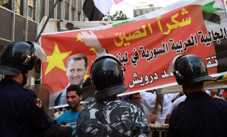 Западные страны наращивают давление на Сирию - ảnh 1