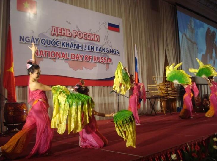 В Ханое отмечается День России - ảnh 5