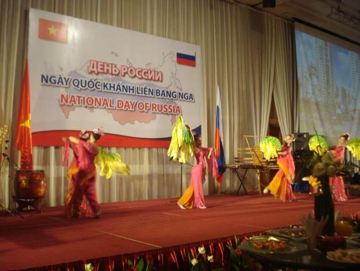 В Ханое отмечается День России - ảnh 6
