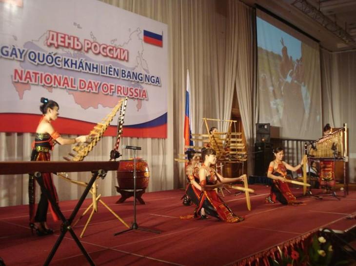 В Ханое отмечается День России - ảnh 10