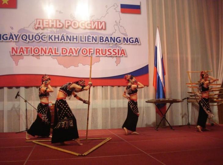 В Ханое отмечается День России - ảnh 13