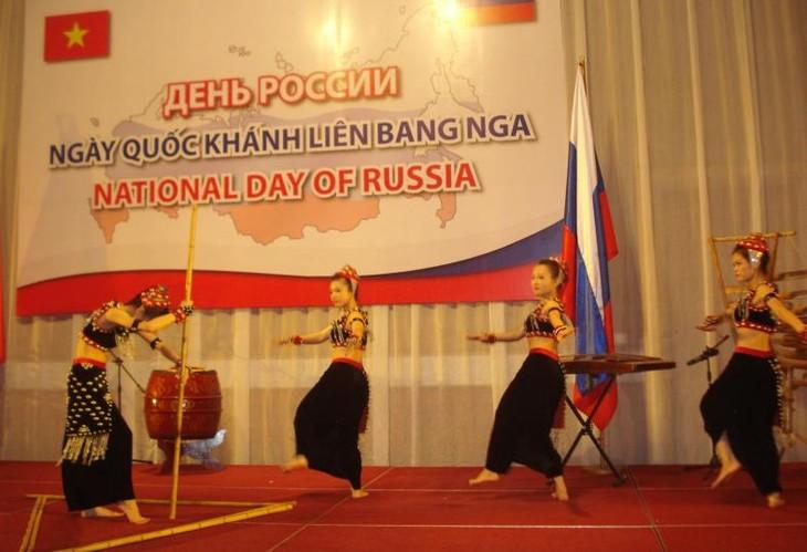 В Ханое отмечается День России - ảnh 14