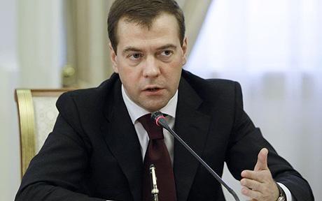 Медведев заявил о разработке бомбардировщика пятого поколения - ảnh 1