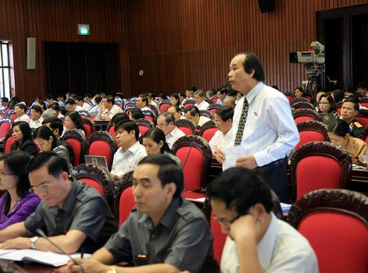 Вьетнамские депутаты обсуждали исполнение госбюджета за 2010 год - ảnh 1