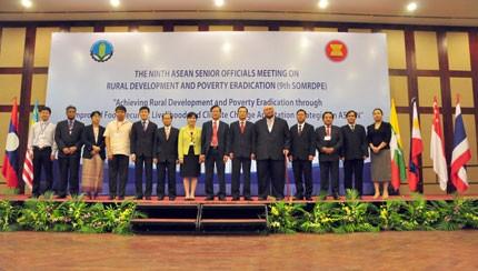 Конференция высокопоставленных чиновников стран АСЕАН по вопросам развития... - ảnh 1