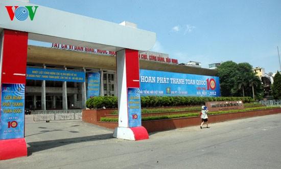 В Ханое открылся 10-й Всенациональный радиофестиваль – 2012 - ảnh 1