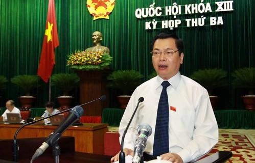 Министры ответили на запросы депутатов Национального собрания СРВ - ảnh 1