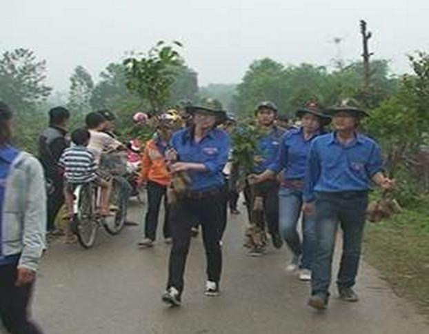 Уезд Намдонг прилагает совместные усилия для строительства новой деревни - ảnh 2