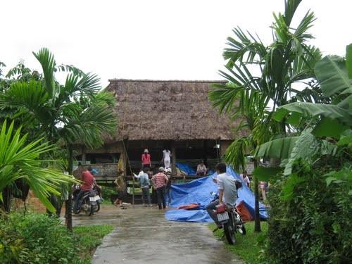 Уезд Намдонг прилагает совместные усилия для строительства новой деревни - ảnh 3