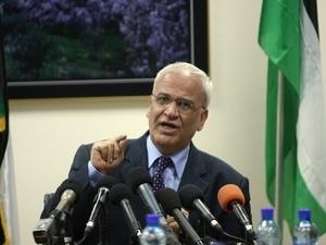 Палестинский переговорщик встретится в госсекретарём США - ảnh 1