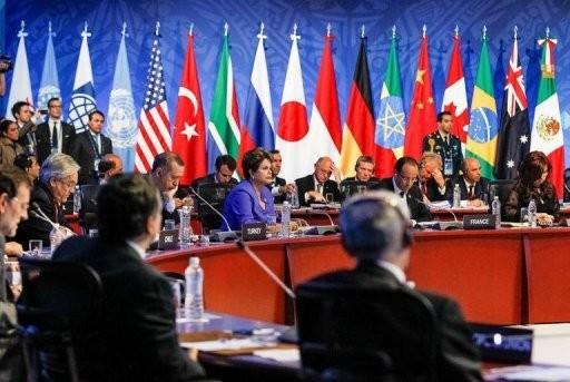 В Мексике открылся 7-й саммит «Большой двадцатки» - ảnh 1