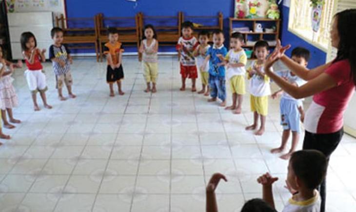 Провинция Камау проявляет большую заботу о детях, находящихся в... - ảnh 2