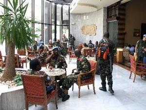 Продолжается присутствие миссии наблюдателей ООН в Сирии - ảnh 1