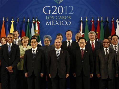 Завершился 7-й саммит «Большой двадцатки» - ảnh 1