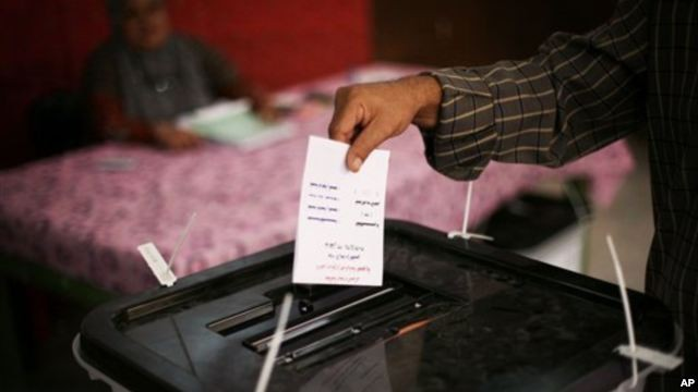 В Египте отложили объявление итогов втогоро тура президентских выборов - ảnh 1