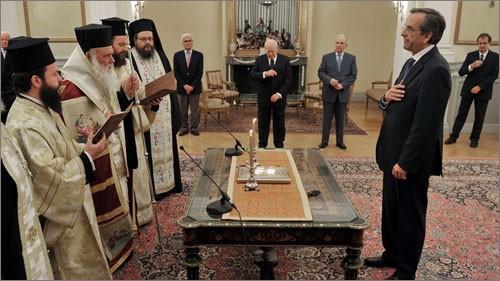 В Греции сформировано новое правительство - ảnh 1