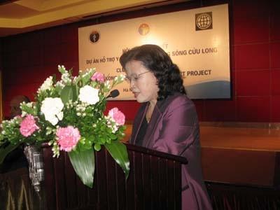 Конференция по подведению итогов реализации проекта оказания медицинской помощи - ảnh 1