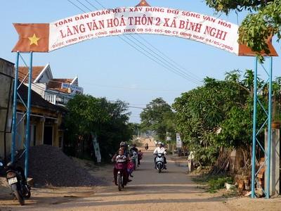Достижение консенсуса в строительстве новой деревни в провинции Биньдинь - ảnh 3