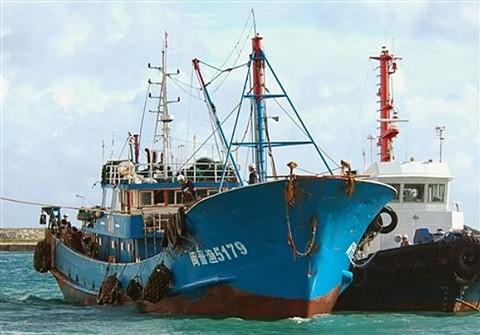 Рыболовецкие компании КНР нарушают закон об иностранных инвестициях в РФ - ảnh 1