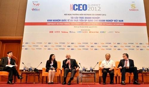 Реструктуризация вьетнамских предприятий - ảnh 1