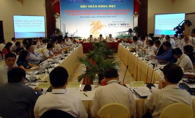 Семинар по привлечению инвестиций в приморский район Центрального Вьетнама - ảnh 1