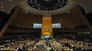 Генассамблея ООН провела чрезвычайную встречу для обсуждения ситуации в Сирии - ảnh 1