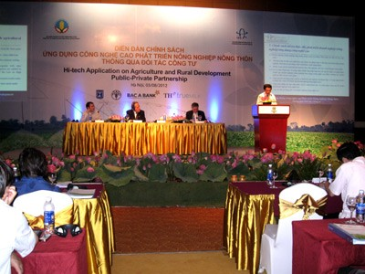Форум по применению наукоемких технологий для развития сельского хозяйства - ảnh 1