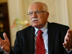 В Чехии пройдут первые всенародные прямые выборы президента в 2013 году - ảnh 1