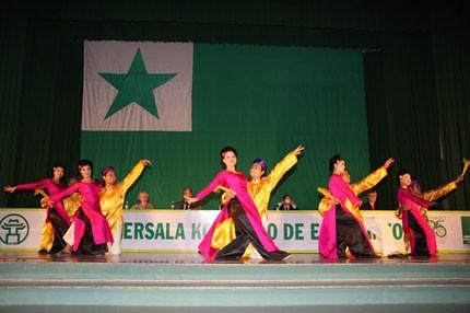 Завершился 97-й Всемирный конгресс эсперанто - ảnh 1
