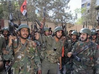 Сирийской армии удалось полностью освободить Дамаск от боевиков - ảnh 1