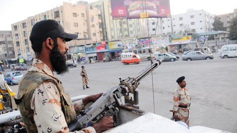Столкновение на индийско-пакистанской границе - ảnh 1