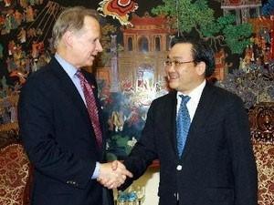 Председатель Комитета правил Нижней палаты США находится во Вьетнаме с визитом - ảnh 1