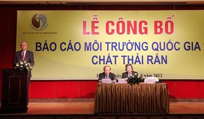 Вьетнам опубликовал государственный экологический отчёт за 2011 год - ảnh 1