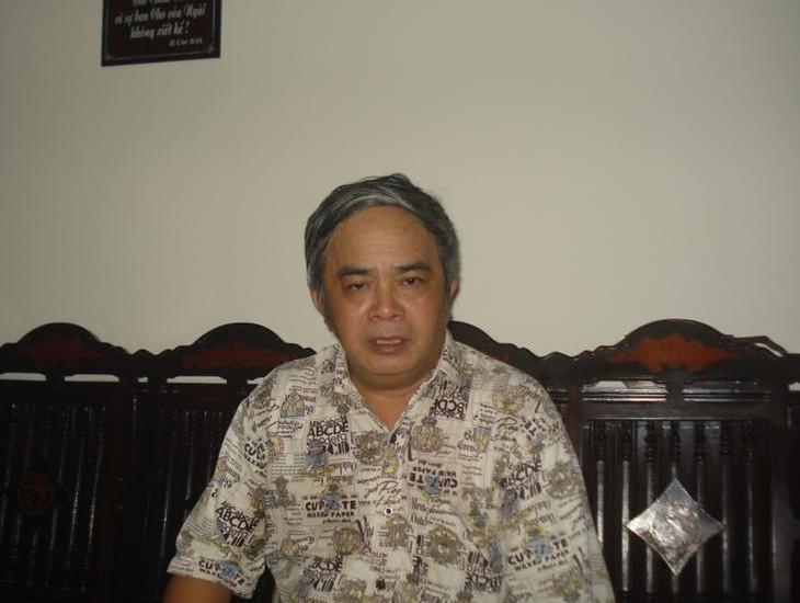 Интервью Ле Ван Няна, который  перевел «Дневник Данг Тхюи Чам» на русский язык - ảnh 1