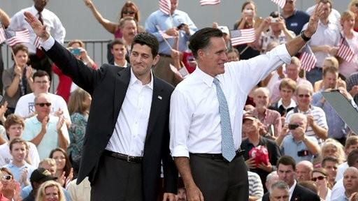Митт Ромни выдвинул конгрессмена Пола Райана кандидатом в вице-президенты США - ảnh 1
