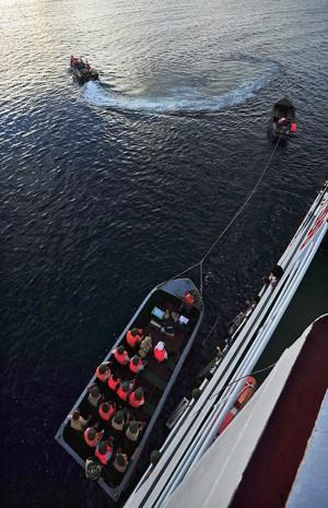 Красота архипелага Спратли в фотографиях - ảnh 11