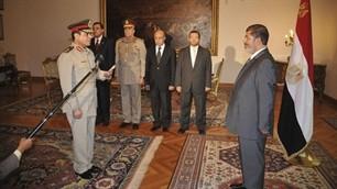 В Египте были назначены новый вице-президент и новые руководители ВМС страны - ảnh 1
