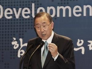 Генсек ООН подчеркнул важность Конвенции ООН по морскому праву - ảnh 1