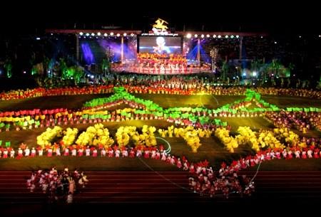 Завершился 8-й Всенациональный спортивный праздник «Фудонг» - ảnh 1