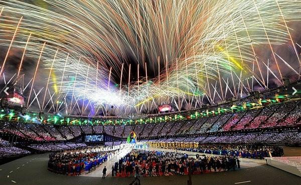 В Лондоне завершились Летние Олимпийские игры - 2012 - ảnh 2