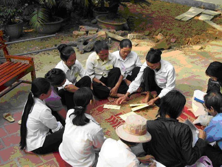 Программа микрокредитования бедных людей - ảnh 1