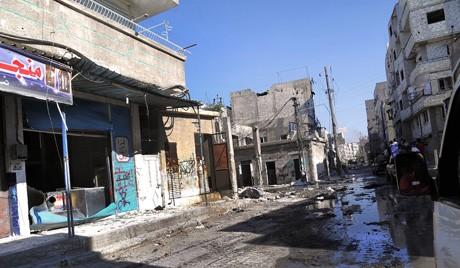 Заместитель генерального секретаря ООН прибыла в Сирию - ảnh 1