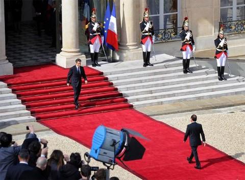 100 дней французского президента Франсуа Олланда у власти: Мёда не было - ảnh 1
