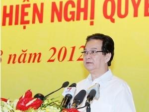 Конференция по оценке пятилетней деятельности Вьетнама после вступления в ВТО - ảnh 1