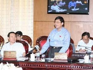 Постоянный комитет Вьетнамского парламента обсуждал два законопроекта - ảnh 1