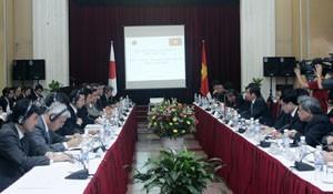 Диалог по госинвестициям вьетнамского и японского правительств - ảnh 1