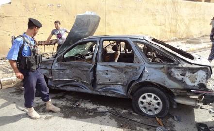 В Ираке священный месяц Рамадан окончился насилием - ảnh 1